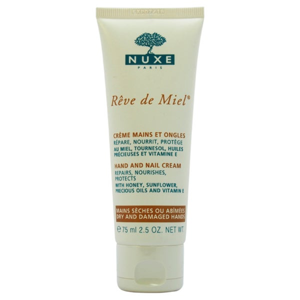 Nuxe Reve de Miel Hand and Nail 2.5-ounce Cream
