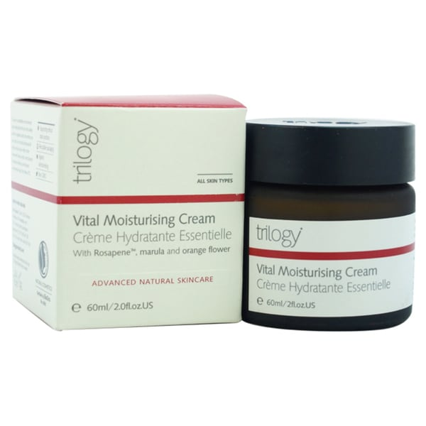 Trilogy Vital Moisturising 2-ounce Cream