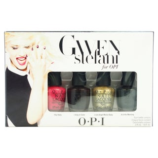 OPI Gwen Stefani Nail Polish Mini 4-piece Set