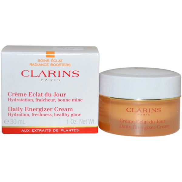 Clarins Daily Energizer 1-ounce Cream