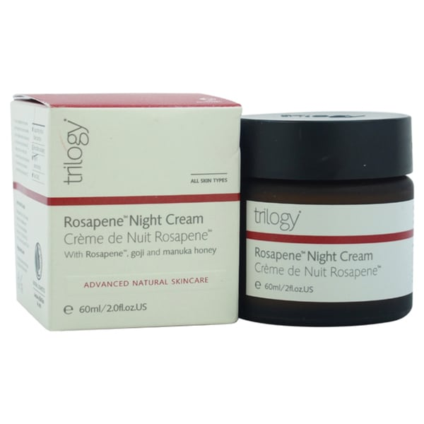 Trilogy Rosapene Night 2-ounce Cream