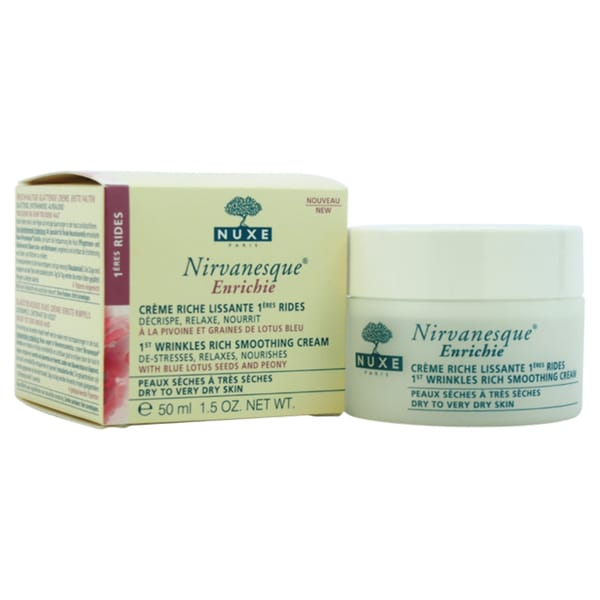 Nuxe Nirvanesque Enrichie 1st Wrinkles Rich Smoothing 1.5-ounce Cream