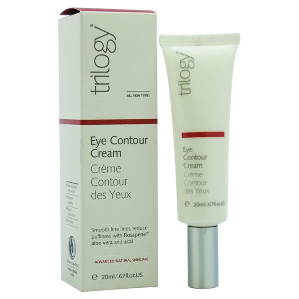 Trilogy Eye Contour 0.67-ounce Cream