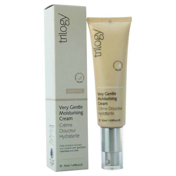 Trilogy Very Gentle Moisturising 1.69-ounce Cream