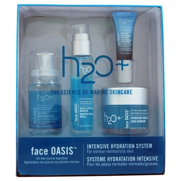 H2O+ Oasis Intensive Hydration System 4-piece Kit