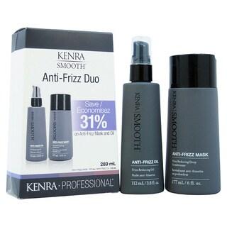 Kenra Smoot Anti-Frizz Duo Kit