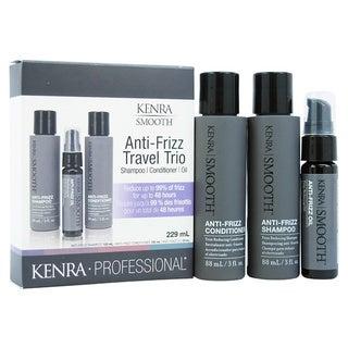 Kenra Smooth Anti-Frizz Travel Trio Kit