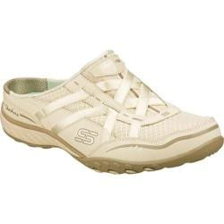 Women's Skechers Relaxed Fit Breathe Easy Go Getter Natural