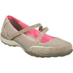 Women's Skechers Relaxed Fit Breathe Easy Quittin Time Gray