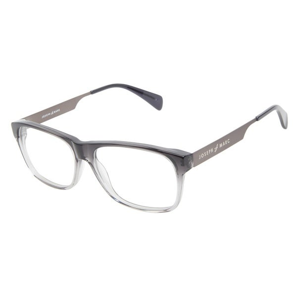 Joseph Marc 4113 Grey Fade Prescription Eyeglasses