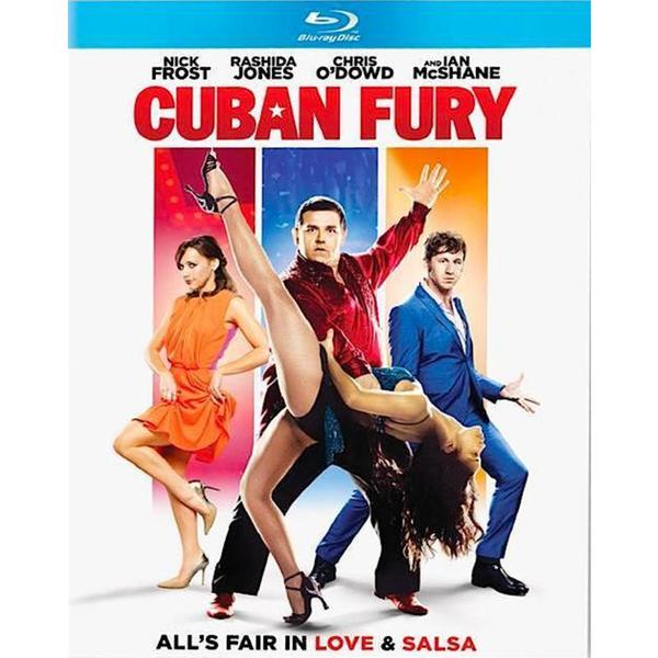 Cuban Fury (Blu-ray Disc) 12961099