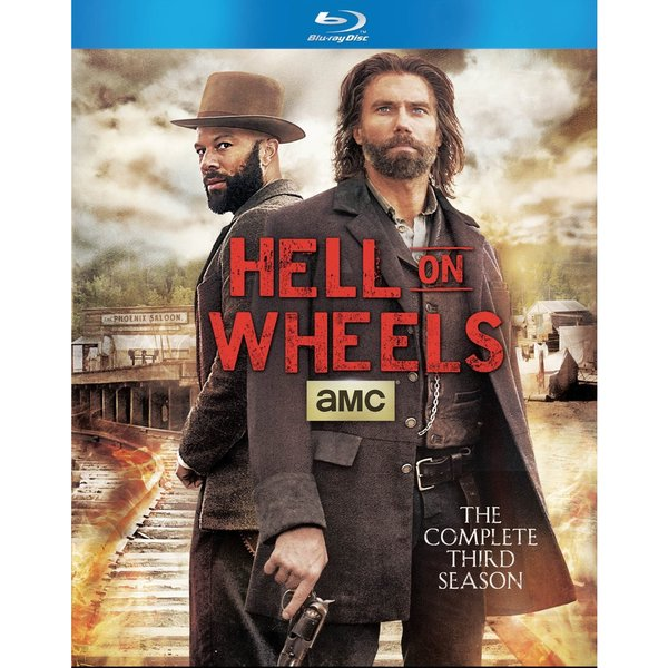 Hell on Wheels: The Complete Third Season (Blu-ray Disc) 12961101