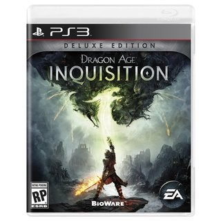 PS3 - Dragon Age: Inquisition Deluxe