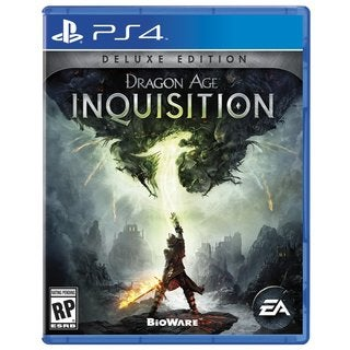 PS4 - Dragon Age: Inquisition Deluxe
