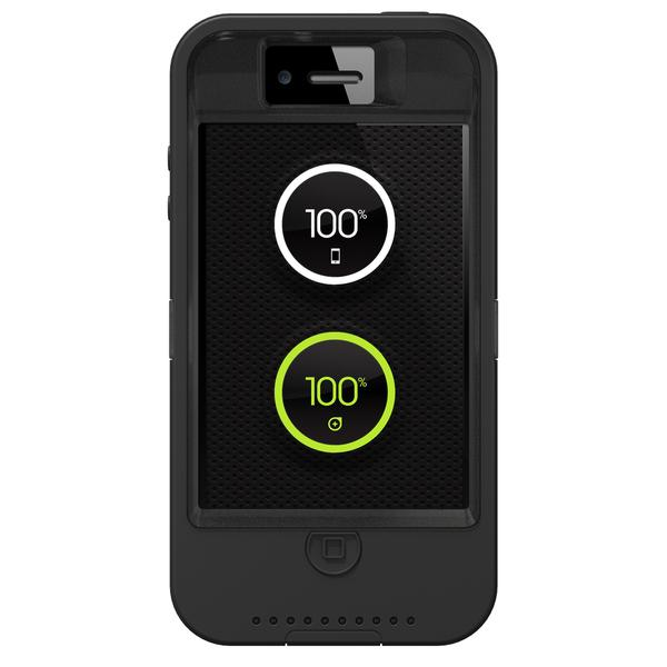 OtterBox Defender ION Series Battery Case for iPhone 4/4S