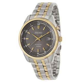 Seiko Men's SKA634 'Core' Gold-plated Stainless Steel Automatic Watch