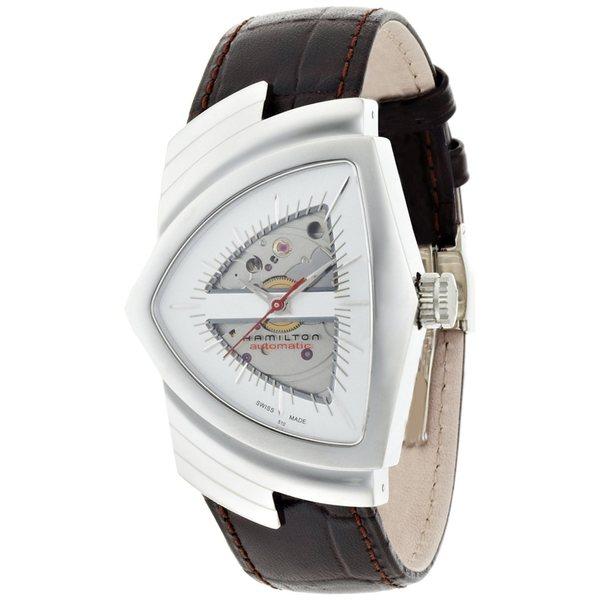 Hamilton Men's H24515551 Ventura Skeleton Watch
