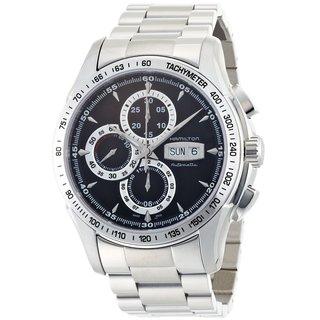 Hamilton Men's H32816131 Jazzmaster Lord Hamilton Stainless Steel Watch