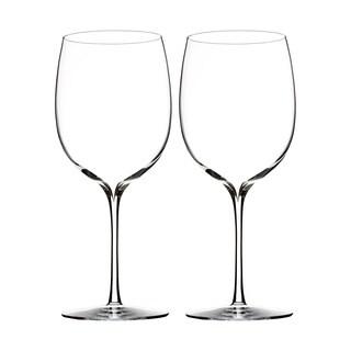 Waterford Elegance Bordeaux Wine Glasses (Set of 2)