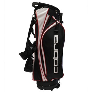 Cobra Black/ Red/ White Stand Bag
