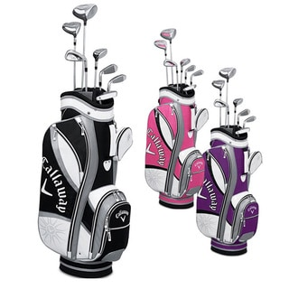 Callaway Womens Solaire Gems Complete Set