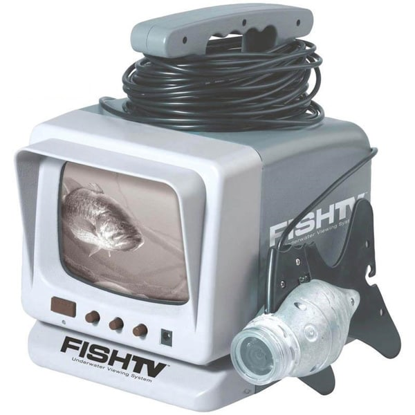 Fish TV 7in. Screen 100ft Cable