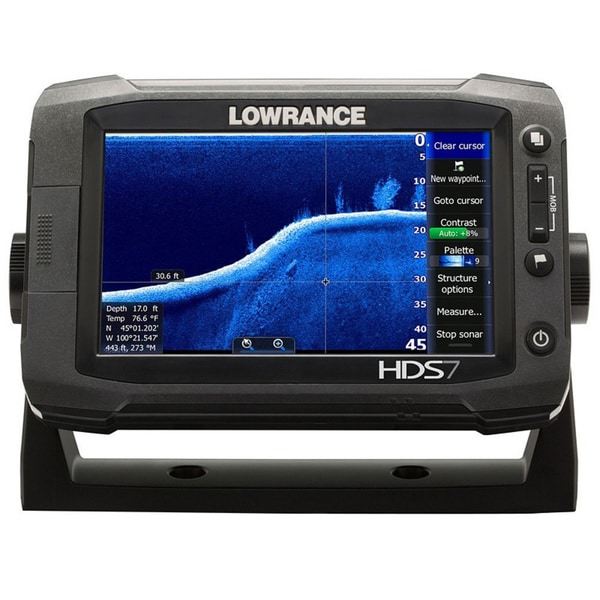 Lowrance Hds-7M Touch Gen2 Insight Chartplotter