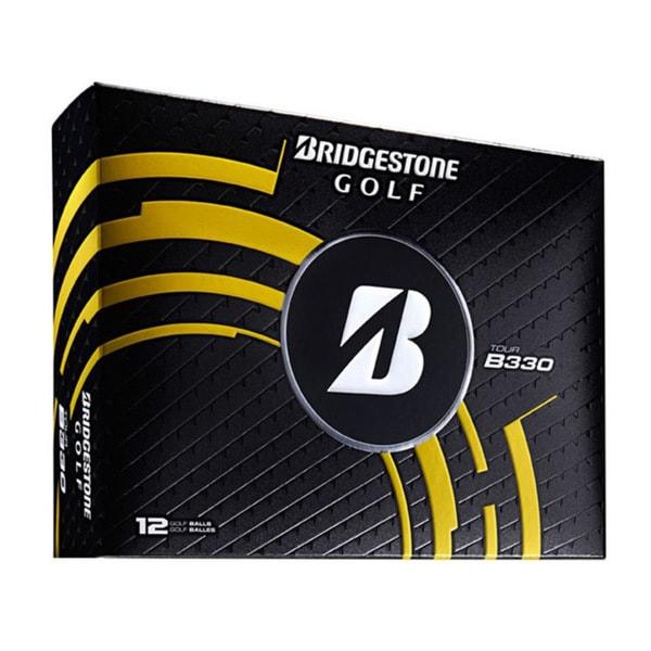 Bridgestone Tour B330 Dozen Golf Balls