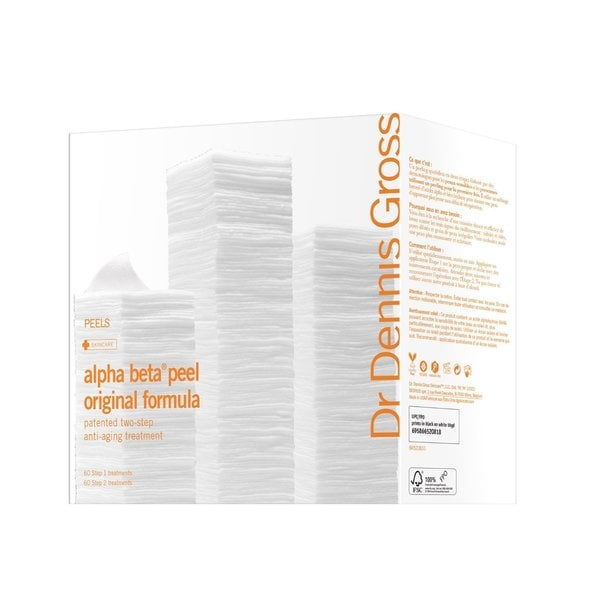 Dr. Dennis Gross Alpha Beta 60-count Daily Face Peel