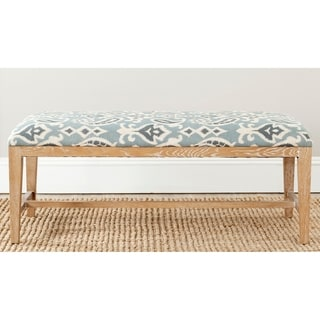 Safavieh Zambia Blue Bench