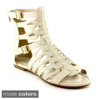 Nature Breeze Rome-07 Women's Classic Gladiator Sandal