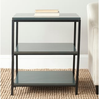 Safavieh Zeke Dark Teal Shelf Unit