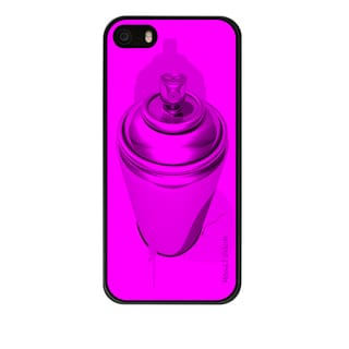 Maxwell Dickson 'CMYKMagenta' Phone Case for Apple and Samsung