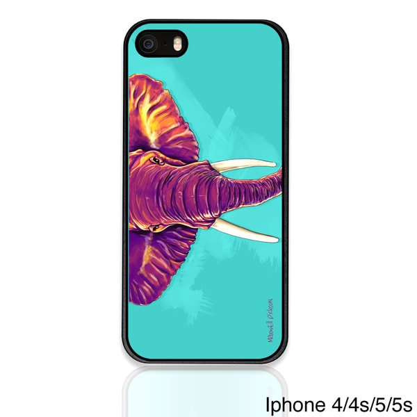 Maxwell Dickson 'Elephant In The Room' Phone Case for Apple and Samsung
