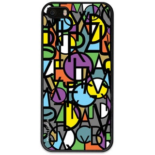Maxwell Dickson 'Letter Stacks' Phone Case for Apple and Samsung
