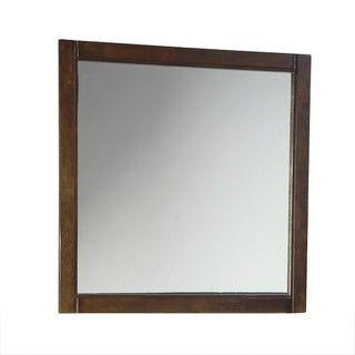 Signature Design by Ashley Winlane Dark Brown Bedroom Mirror