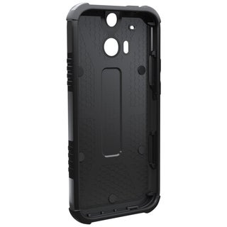 Urban Armor Gear Case for HTC One M8 w/ Screen Protector - Black