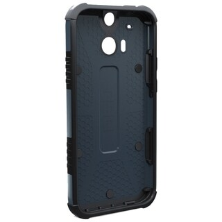 Urban Armor Gear Case for HTC One M8 w/ Screen Protector - Slate