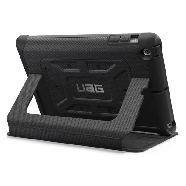 Urban Armor Gear Carrying Case (Folio) for iPad mini - Black