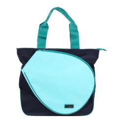 Women's Hadaki by Kalencom Tennis Tote Navy/Aqua