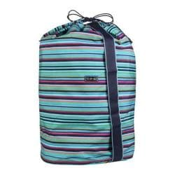 Women's Hadaki by Kalencom Laundry Bag Dixie Stripes