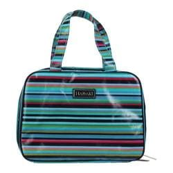 Women's Hadaki by Kalencom Make Up Case Pod Dixie Stripes