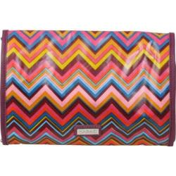 Women's Hadaki by Kalencom Toiletry Pod Roll-Up Cassandra ZigZag