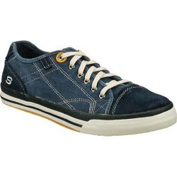 Men's Skechers Relaxed Fit Diamondback Levon Navy/Gray
