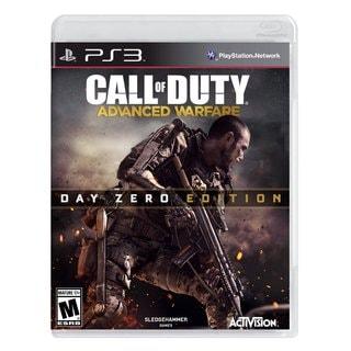 PS3 - Call Of Duty: Advanced Warfare Day Zero Edition