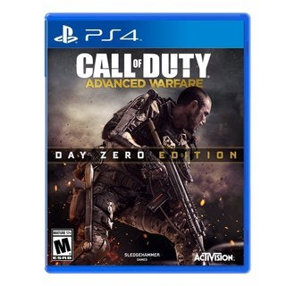 PS4 - Call Of Duty: Advanced Warfare Day Zero Edition