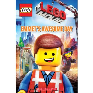 Emmet's Awesome Day (Paperback)