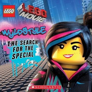 Wyldstyle: The Search for the Special (Paperback)