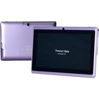 "Zeepad 7DRK 4 GB Tablet - 7"" - Wireless LAN - Rockchip Cortex A9 RK30"