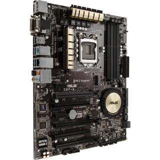 Asus Z97-A Desktop Motherboard - Intel Z97 Express Chipset - Socket H